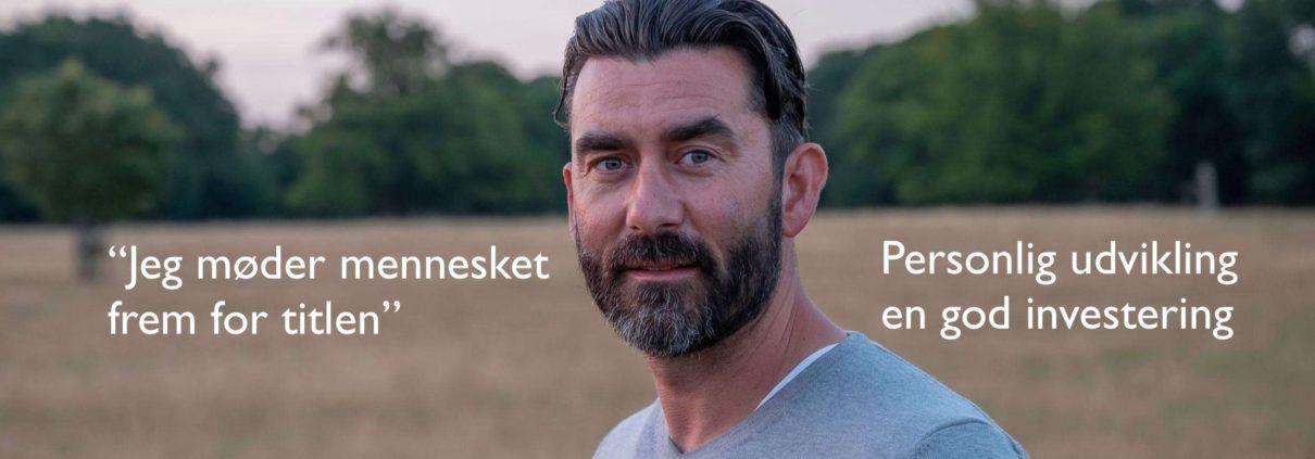 Mads Sebbelov, Eksamineret Psykoterapeut & Master Coach