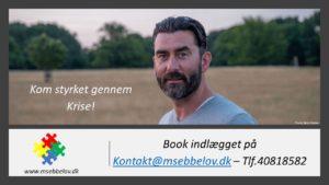 Book indlægget |Ring 40818582| Mads Sebbelov